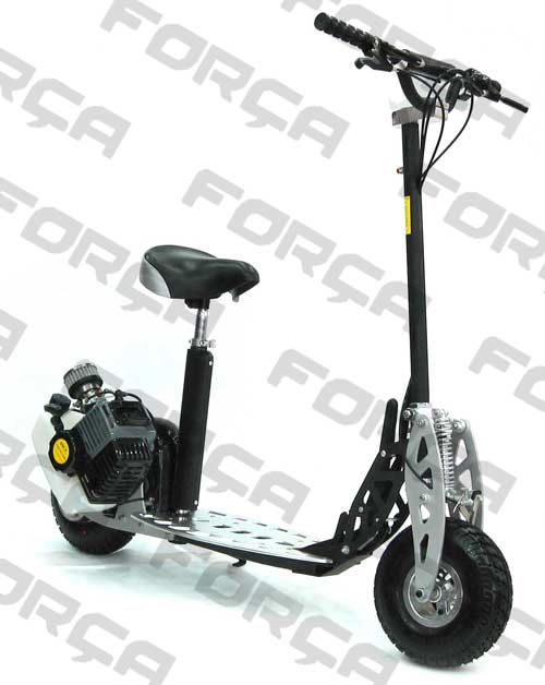 forca benzin roller race scooter 67km h speed 2 gang ebay. Black Bedroom Furniture Sets. Home Design Ideas