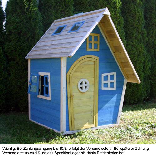 holzspielhaus gartenhaus baumhaus spielhaus gartenh tte ebay. Black Bedroom Furniture Sets. Home Design Ideas