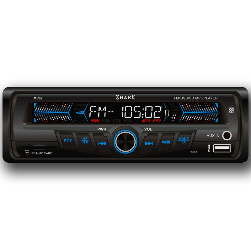 Autoradio-USB-SD-MP3-RDS-ISO-HD-TUNER-180-WATT-ALL-IN-AUX-INPUT-RCA-OUT-4-KANAL